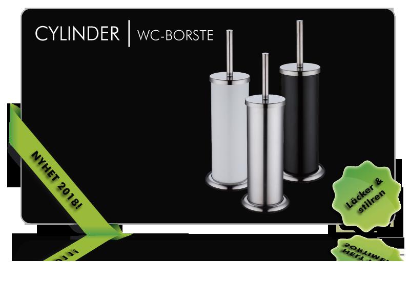 CYLINDER – WC-Borste