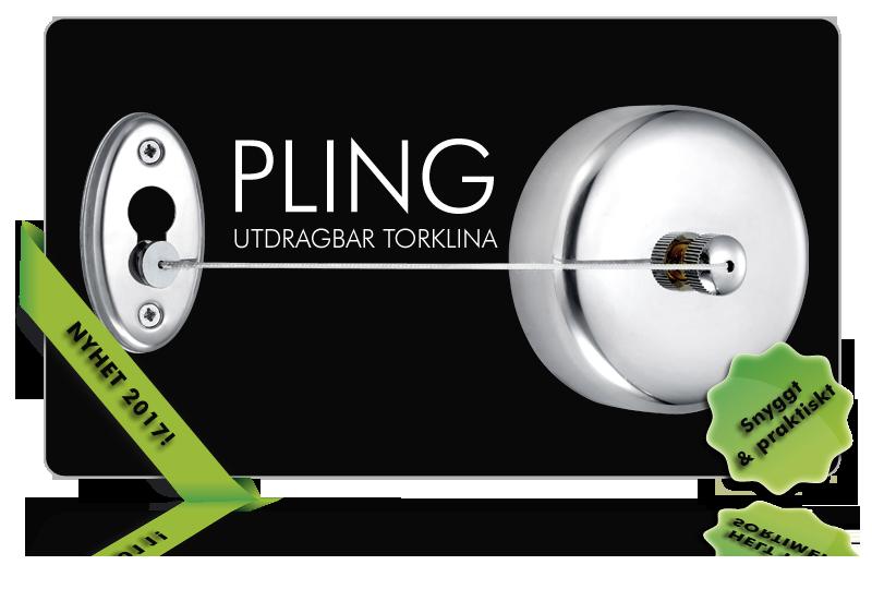 PLING – Utdragbar Torklina